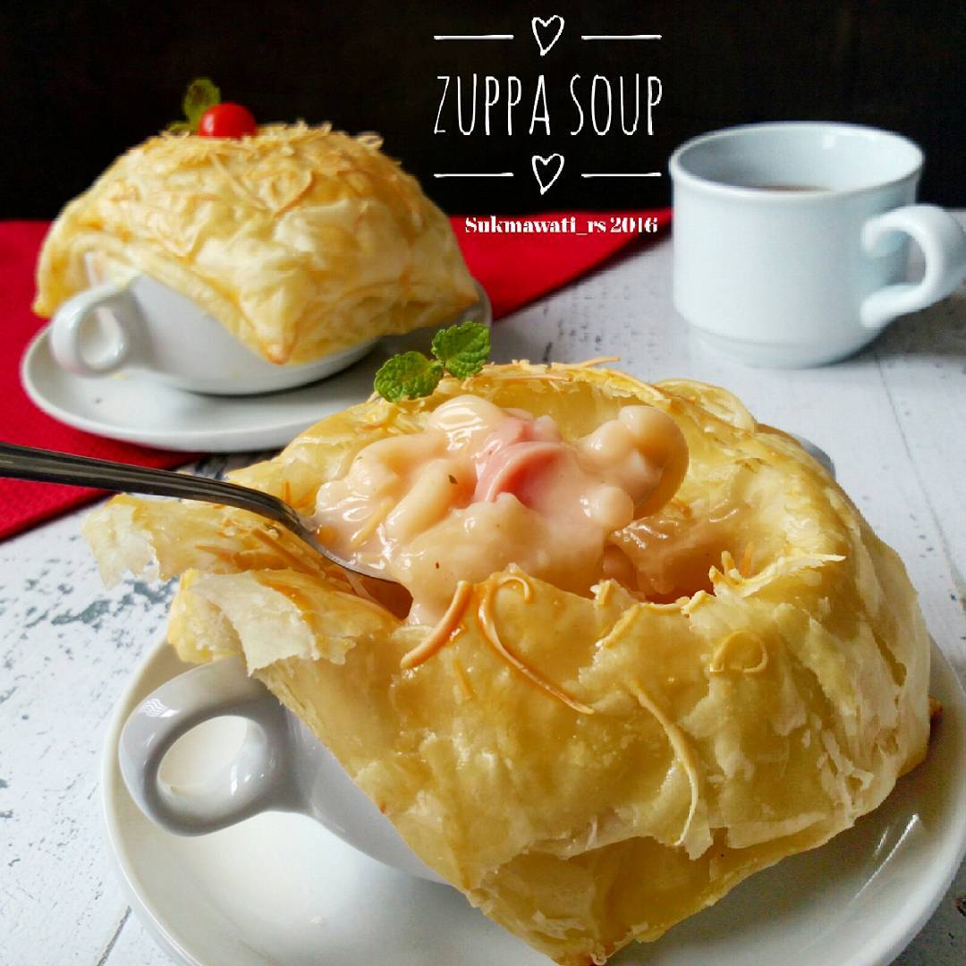zuppa soup, resep zuppa soup,