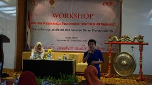 disperindag, kemenperin, workshop pengembangan pasar,